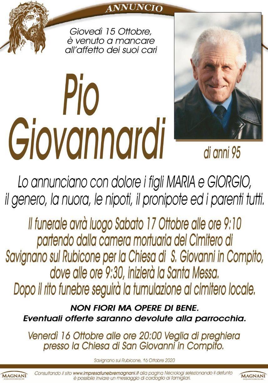 Pio Giovannardi