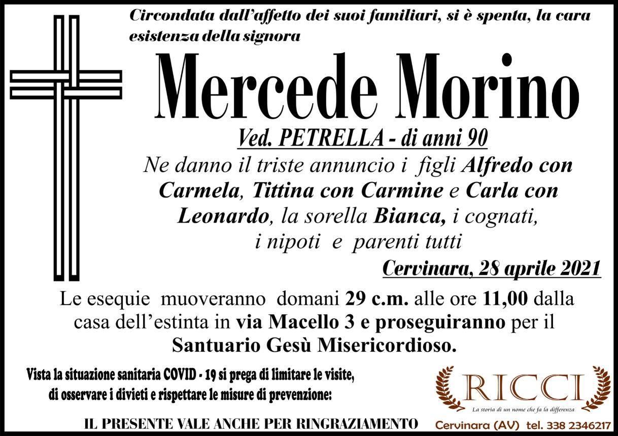 Mercede Morino