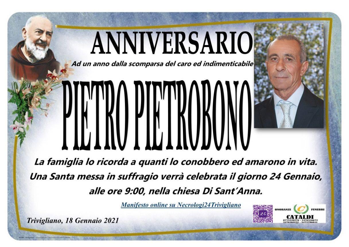 Pietro Pietrobono