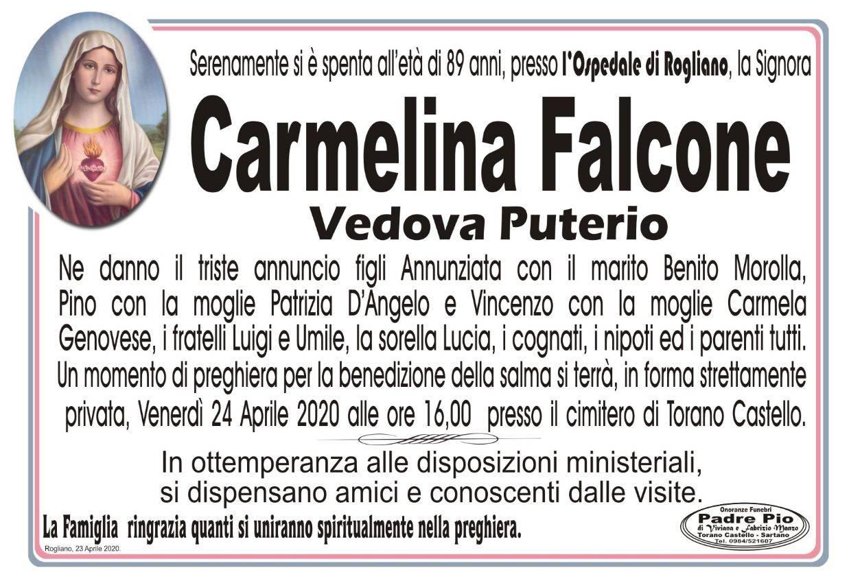 Carmelina Falcone