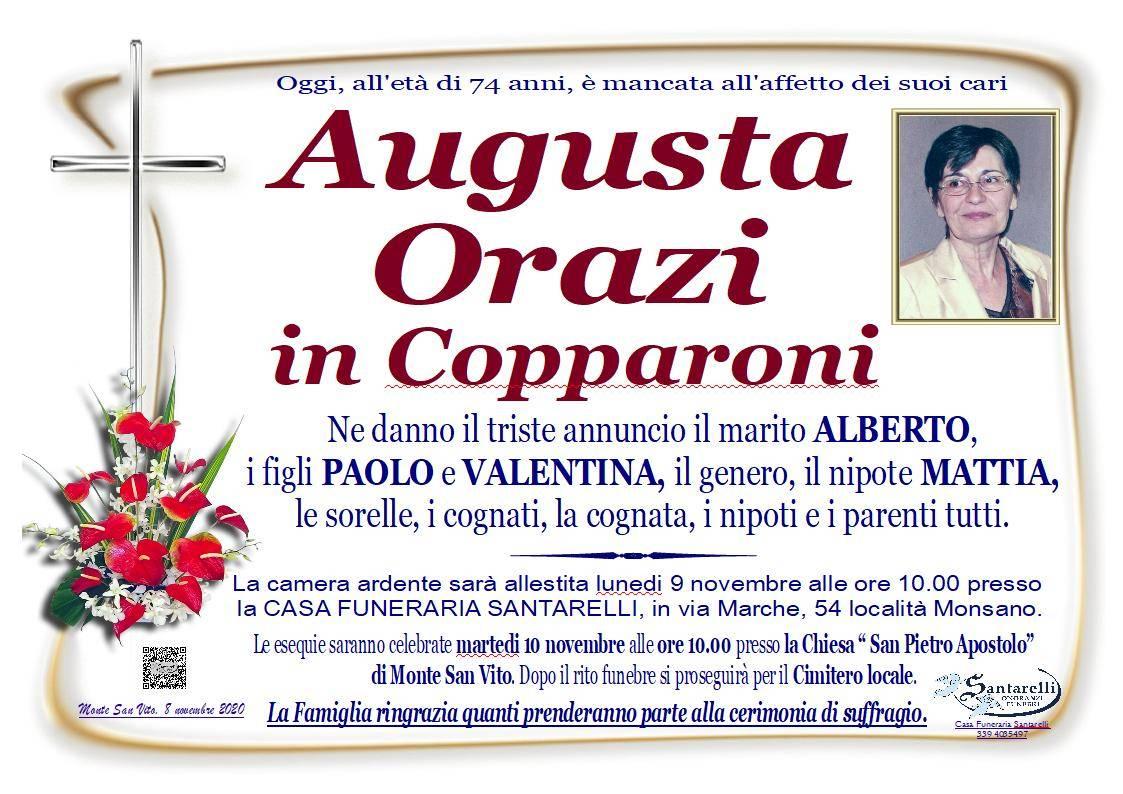 Augusta Orazi