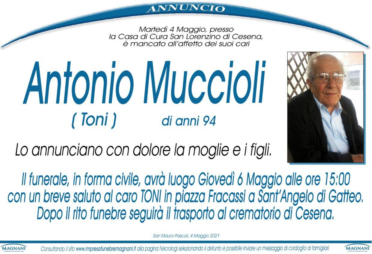 Antonio Muccioli
