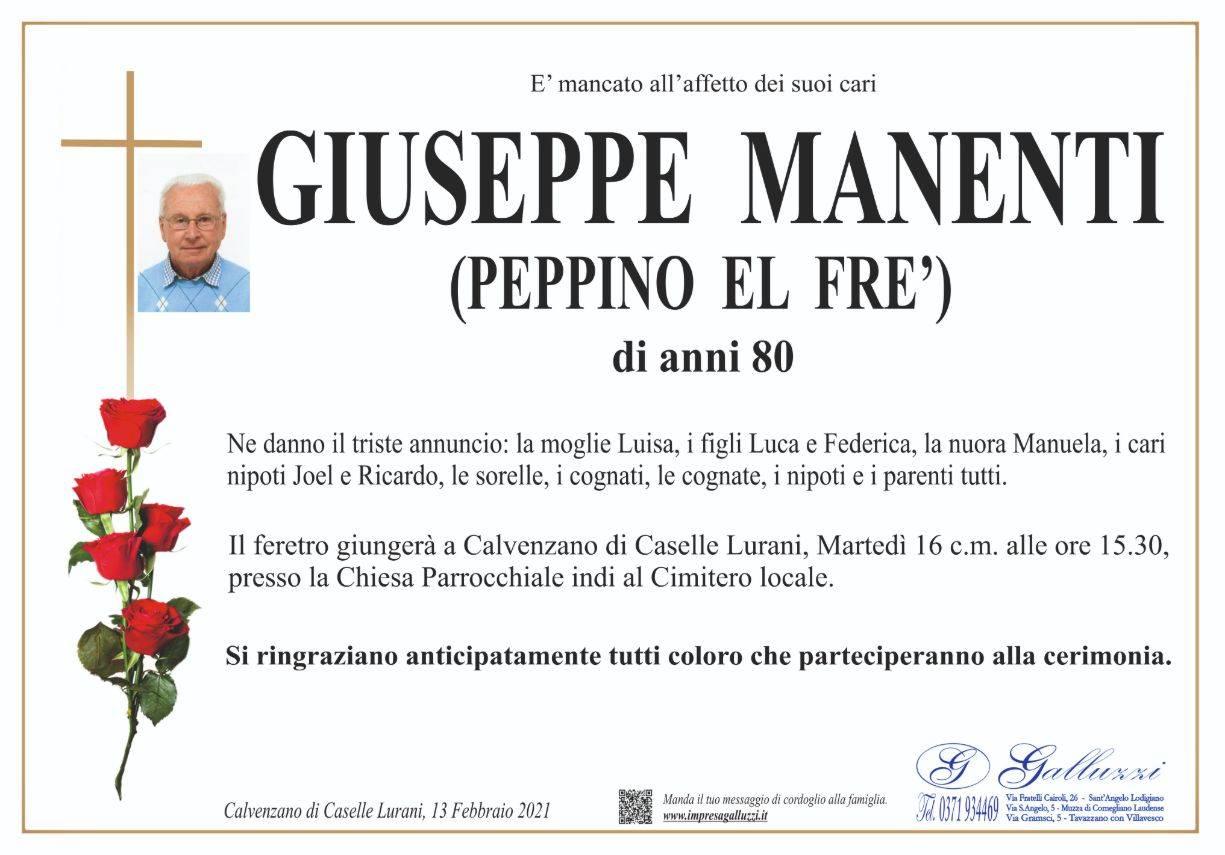 Giuseppe Manenti