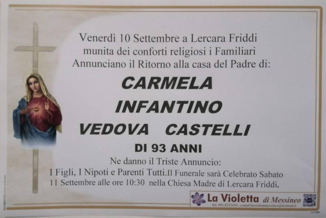 Carmela Infantino