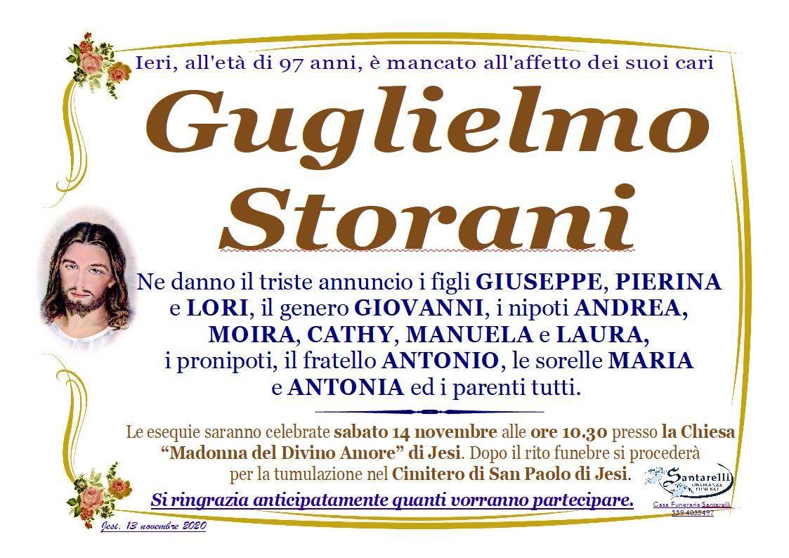 Guglielmo Storani