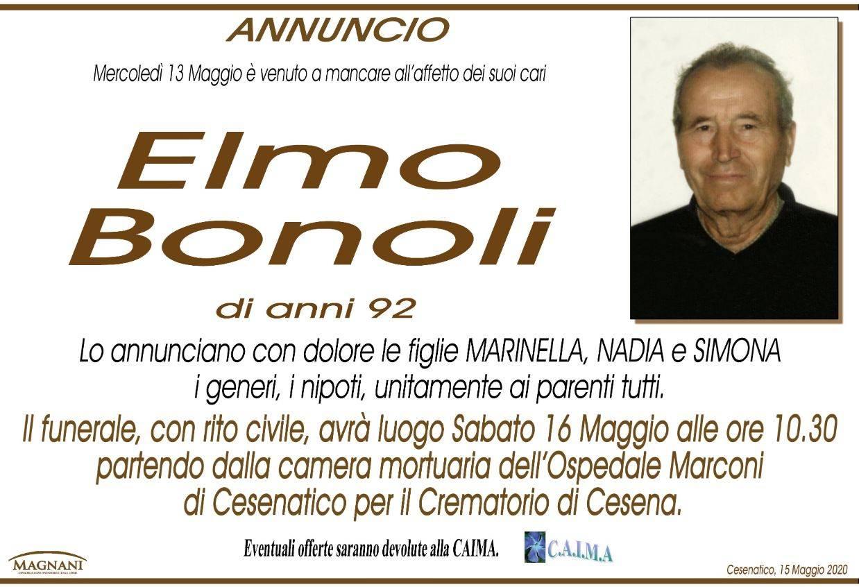 Elmo Bonoli