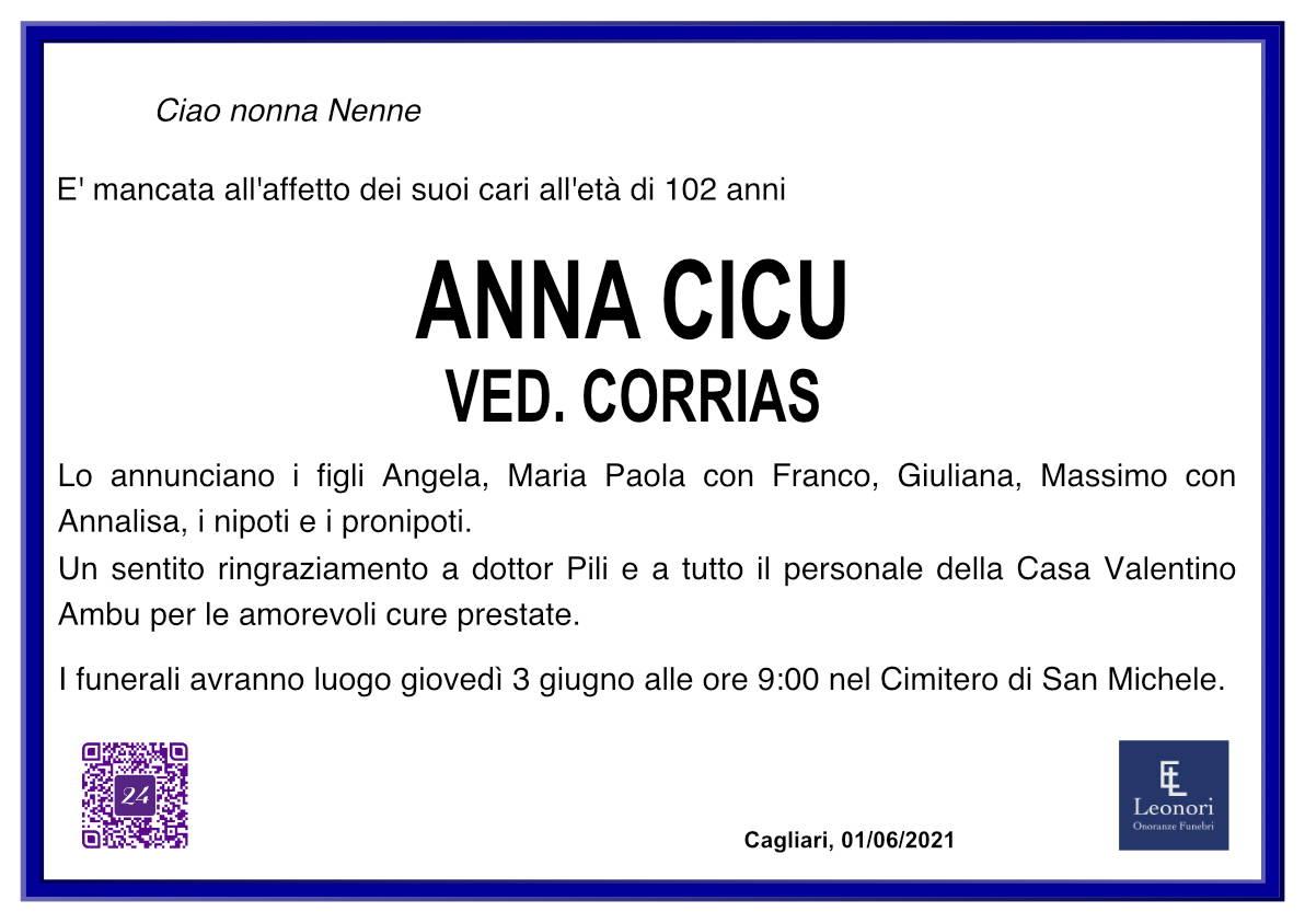Anna Cicu