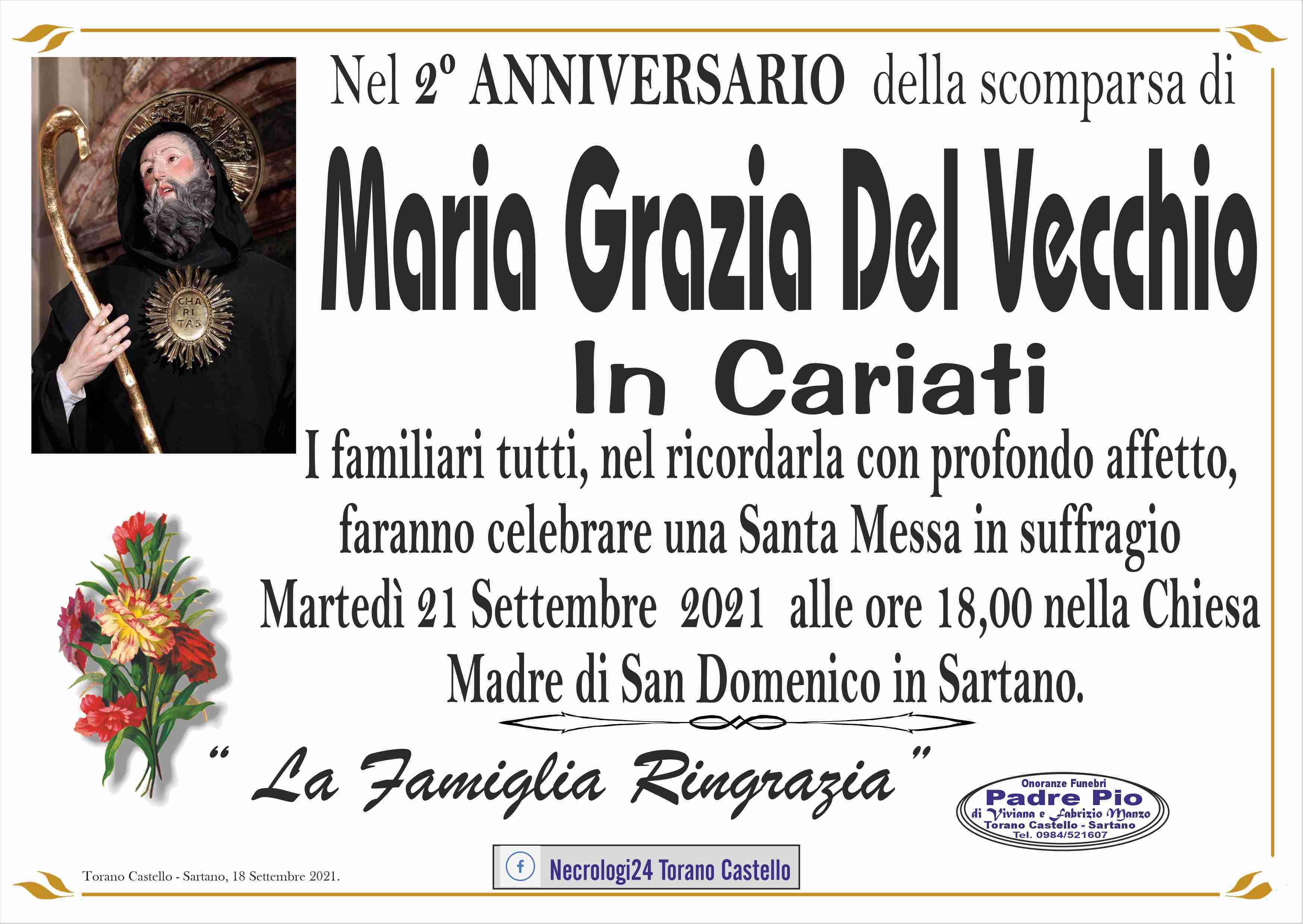 Maria Grazia Del Vecchio