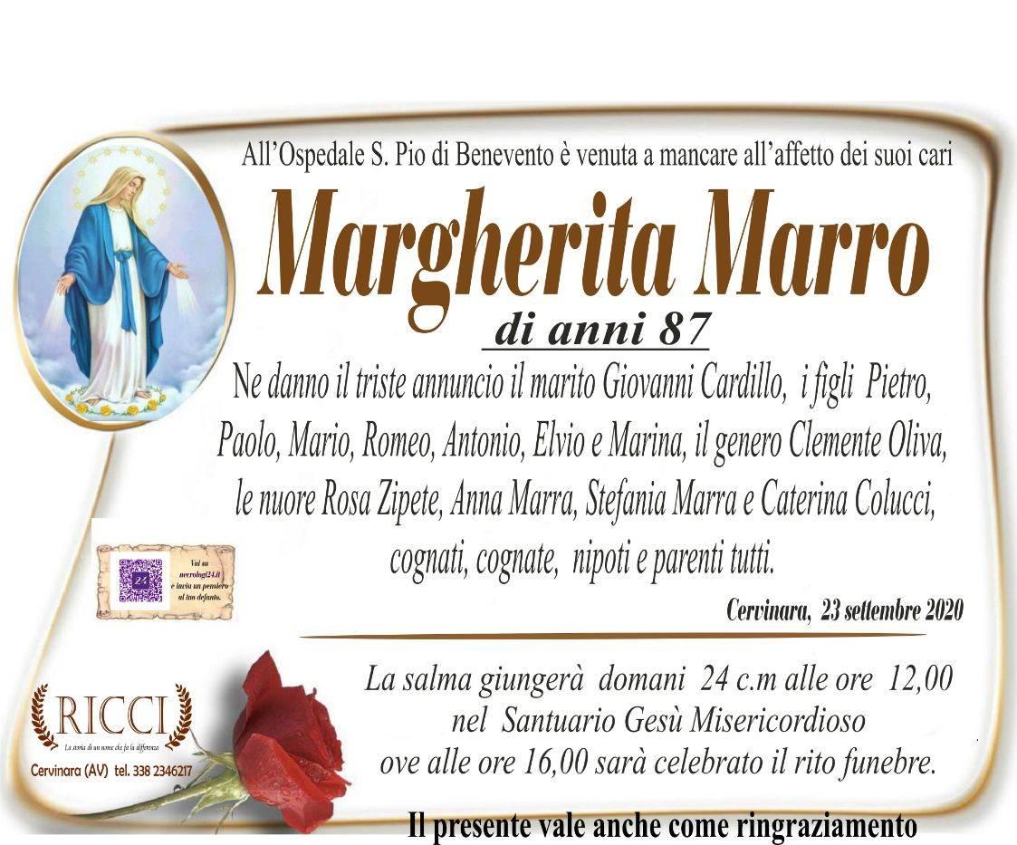 Margherita Marro