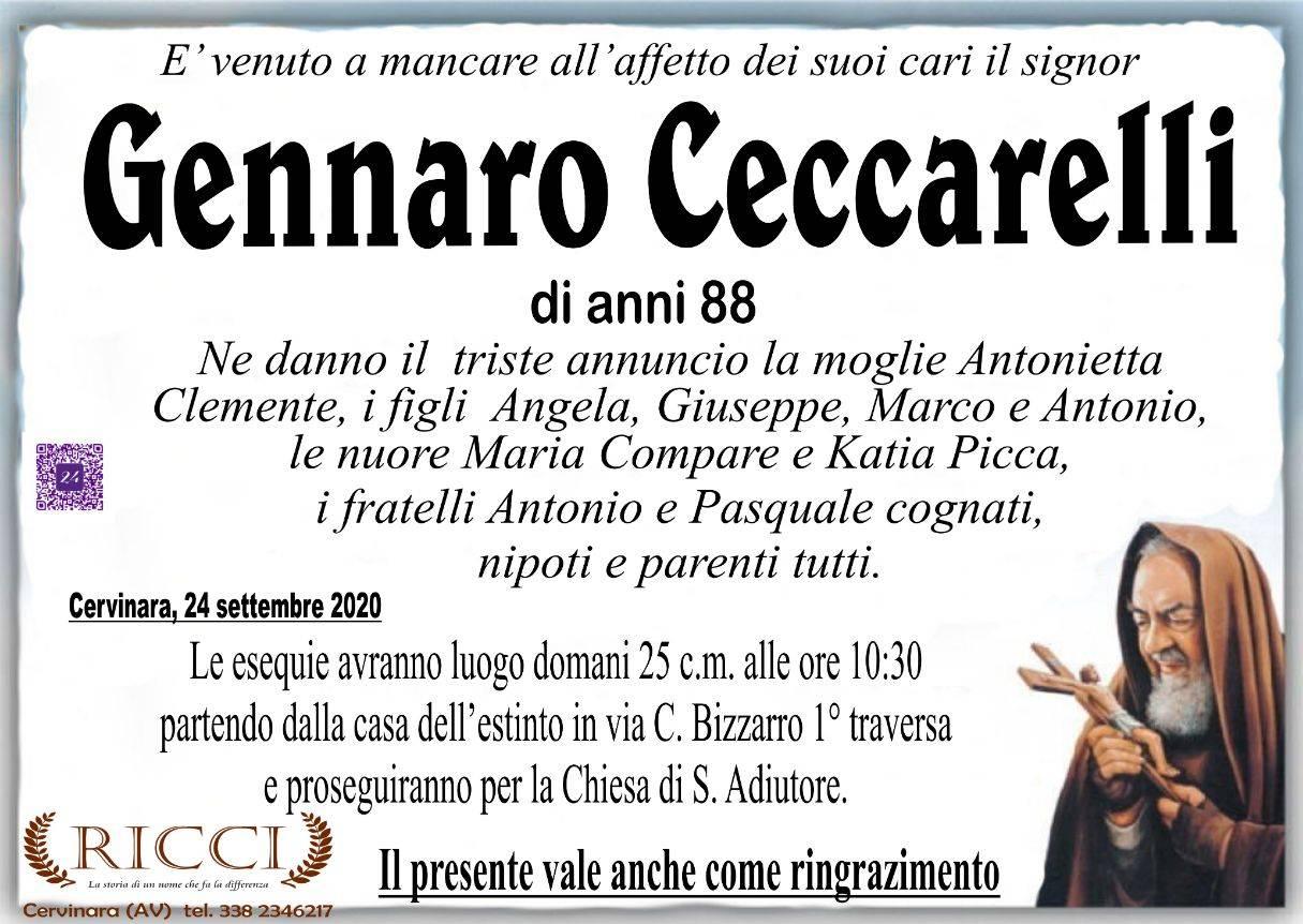 Gennaro Ceccarelli