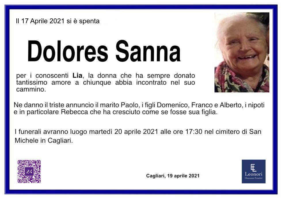 Dolores Sanna