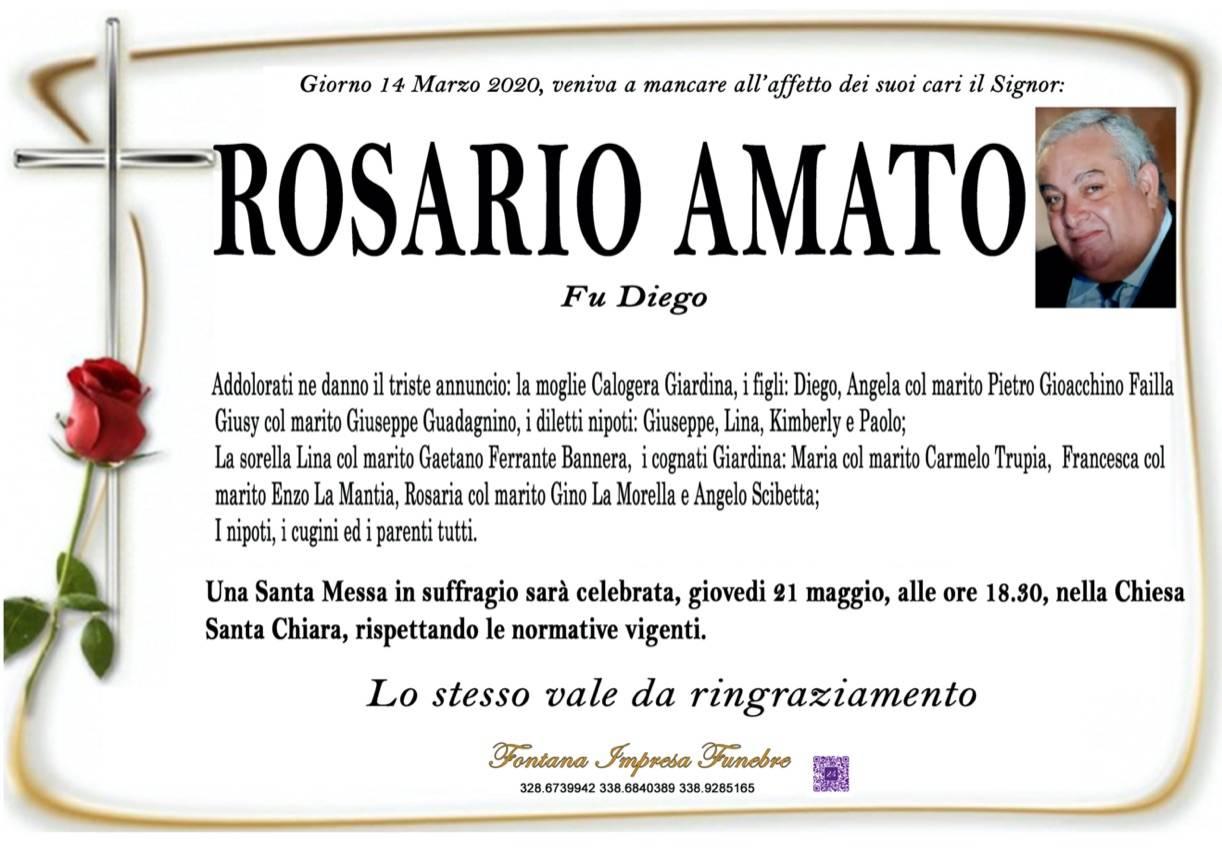 Rosario Amato