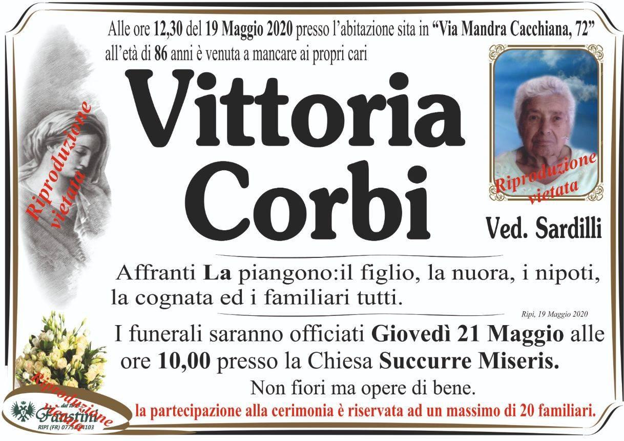 Vittoria Corbi