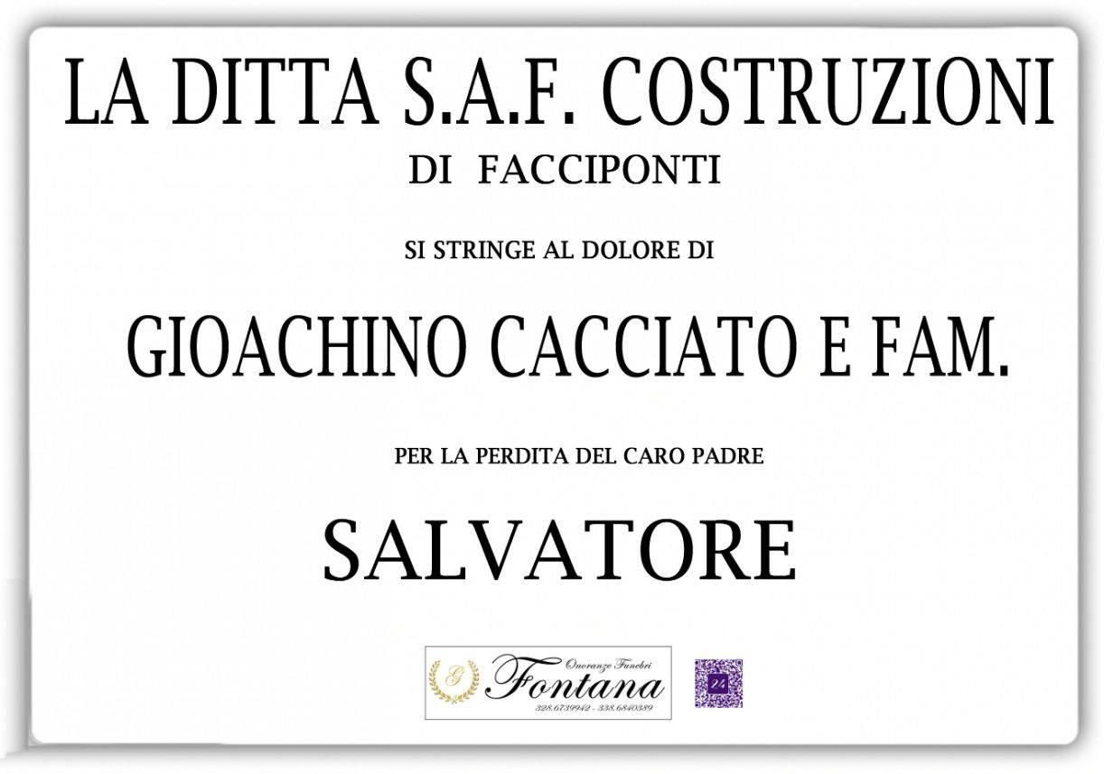 La Ditta S.A.F. Costruzioni di Facciponti