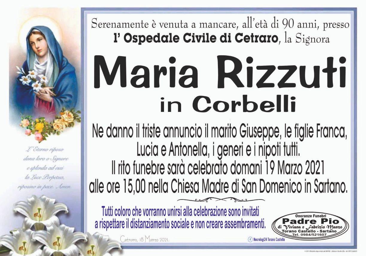 Maria Rizzuti
