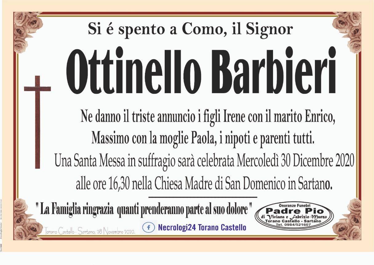 Ottinello Barbieri