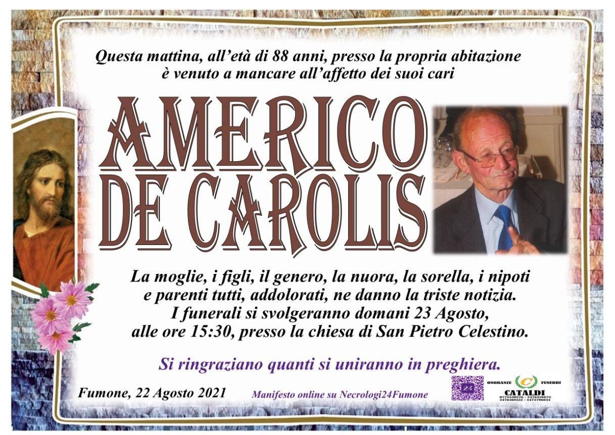 Americo De Carolis