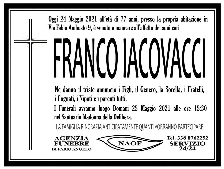 Franco Iacovacci