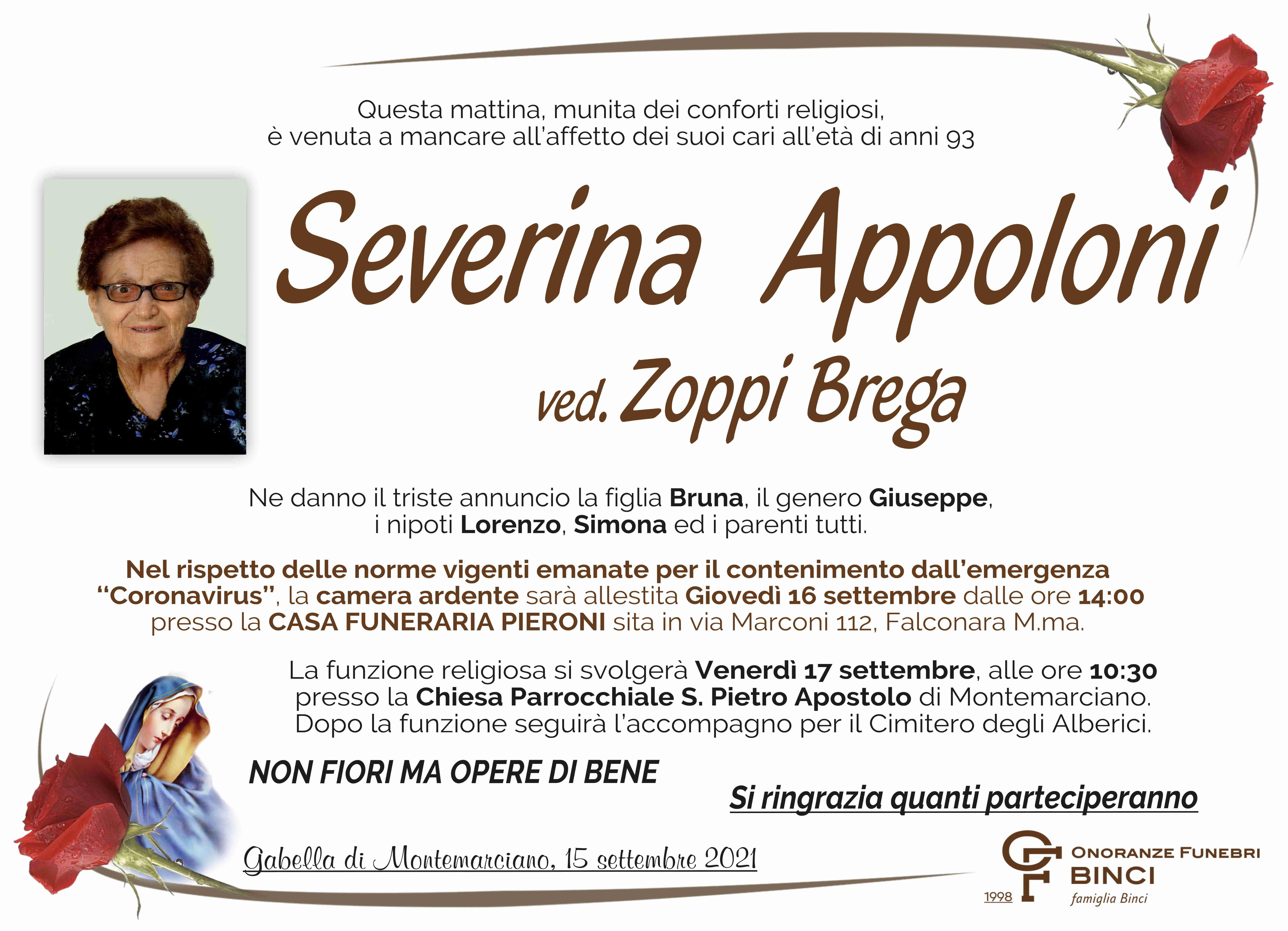 Severina Appoloni
