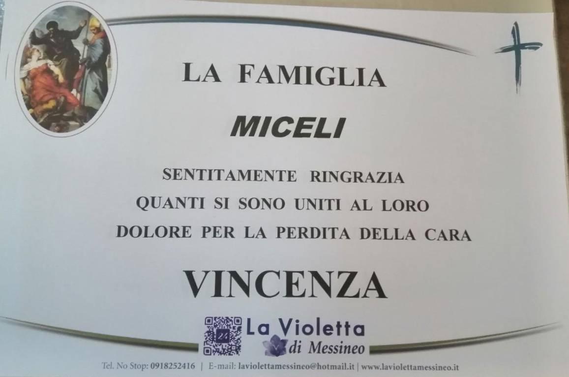 Vincenza Miceli