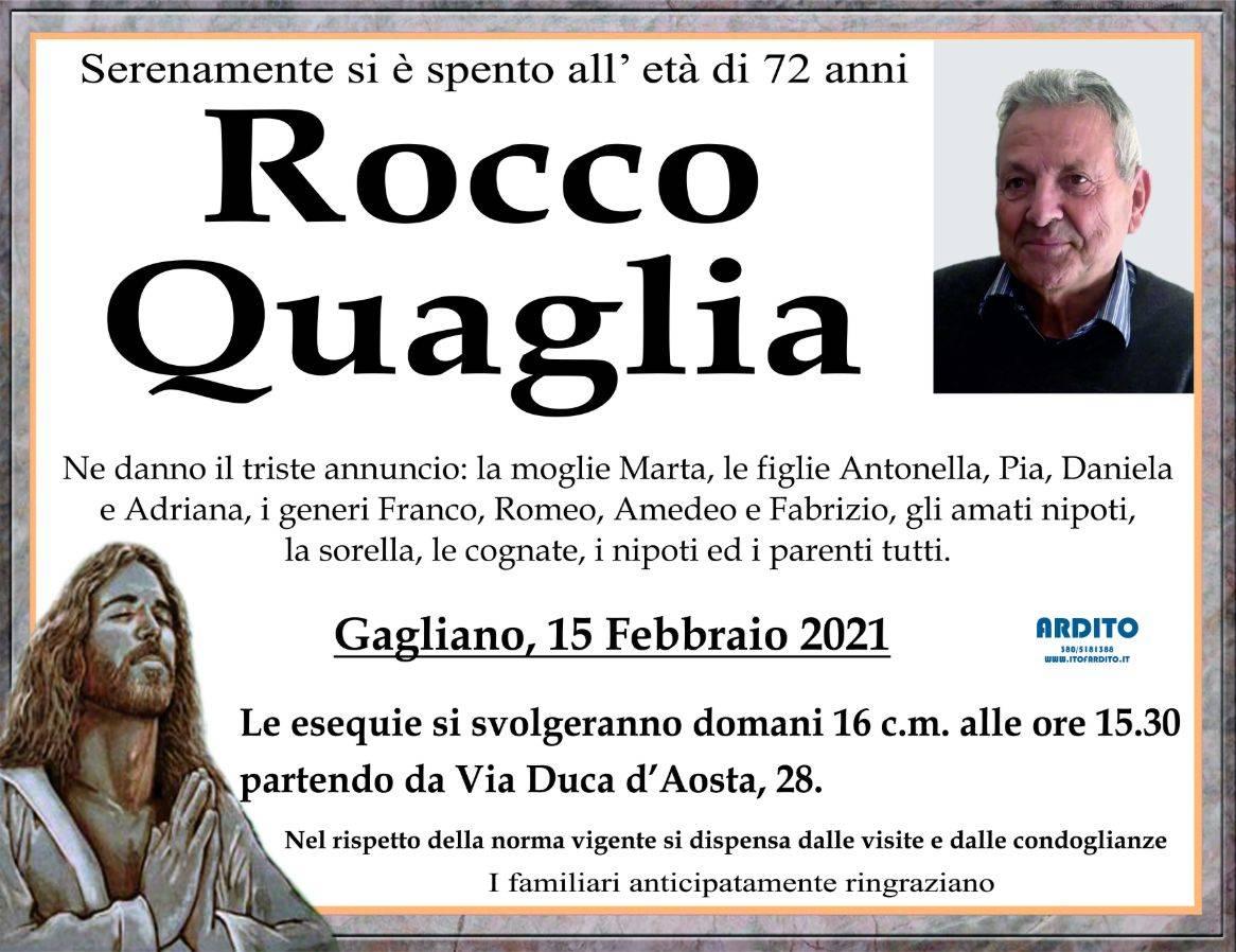 Rocco Quaglia