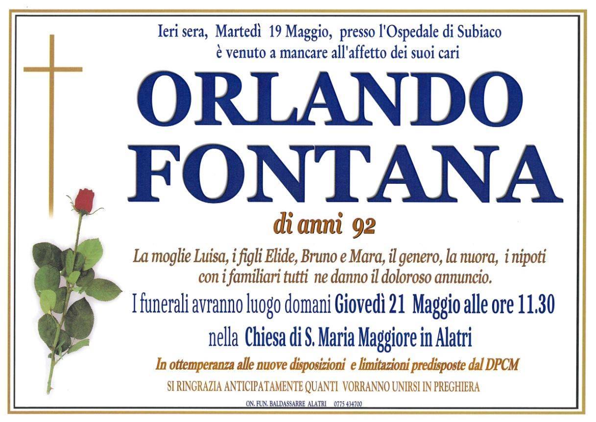 Orlando Fontana