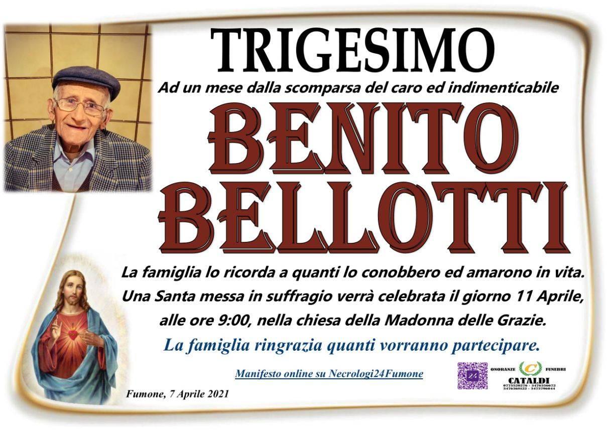 Benito Bellotti