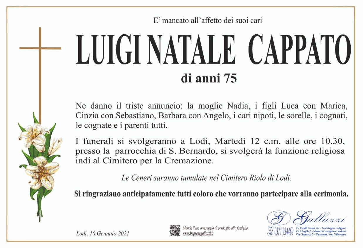 Luigi Natale Cappato