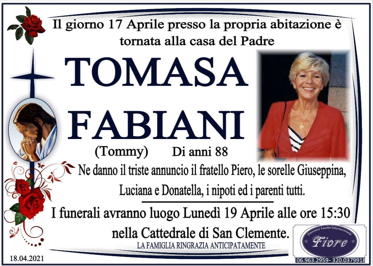 Tomasa Fabiani