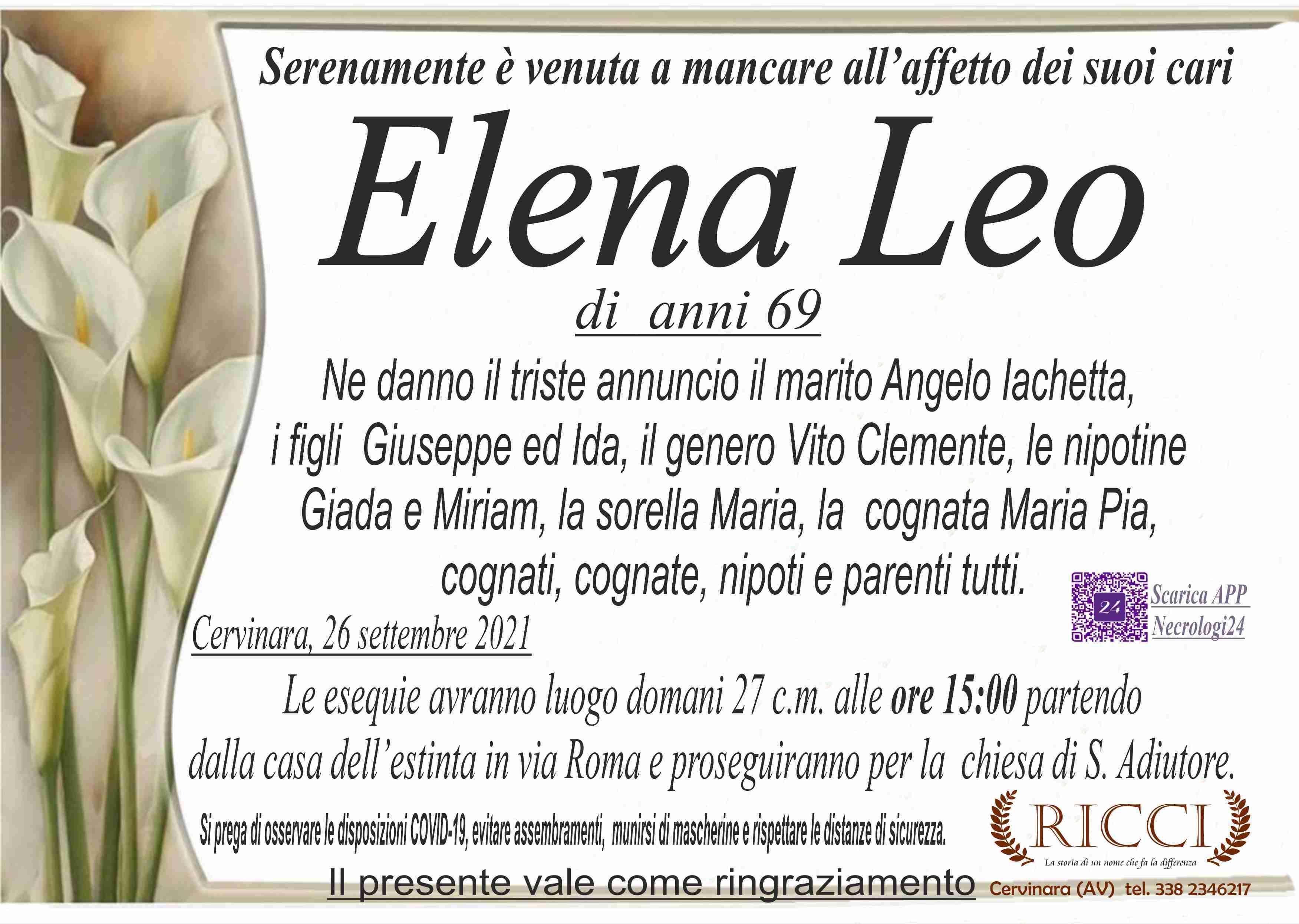 Leo Elena