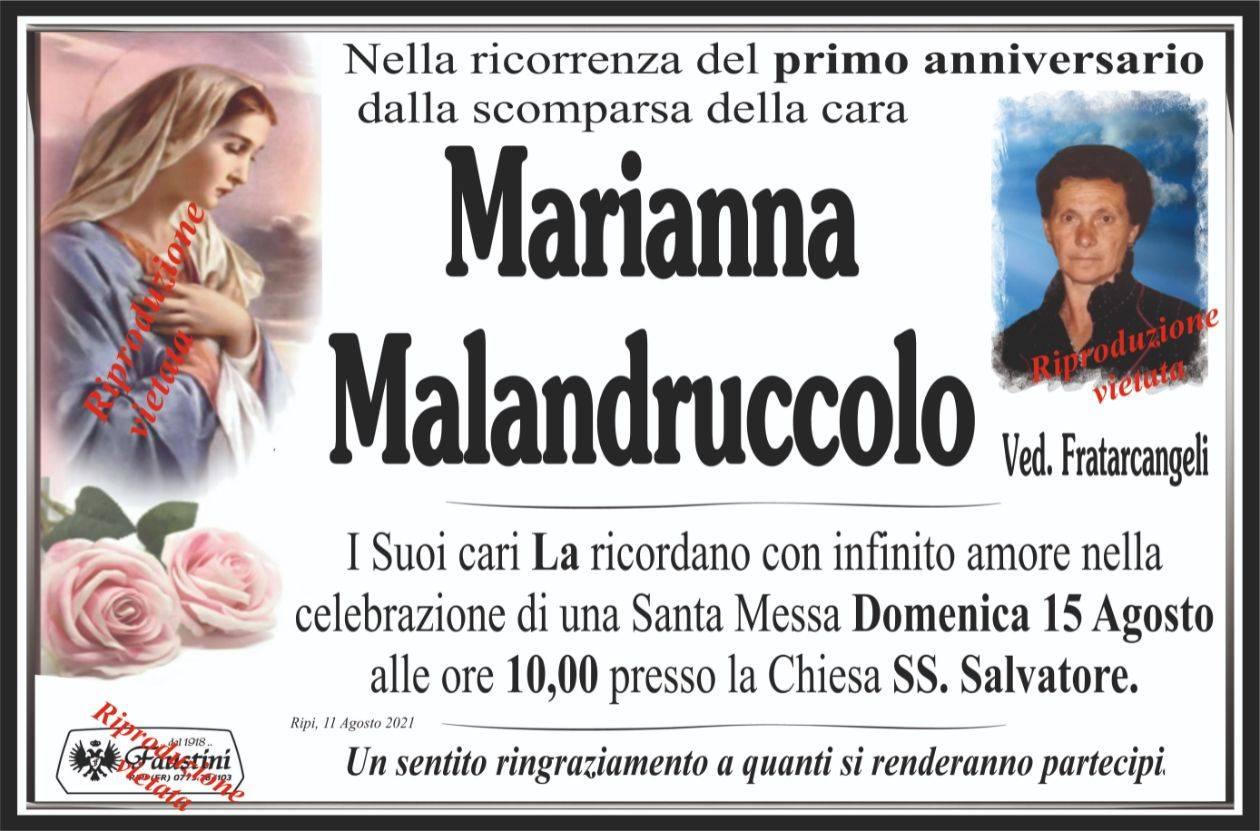 Marianna Malandruccolo