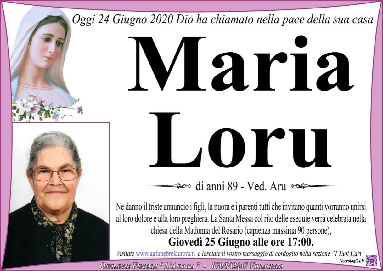 Maria Loru