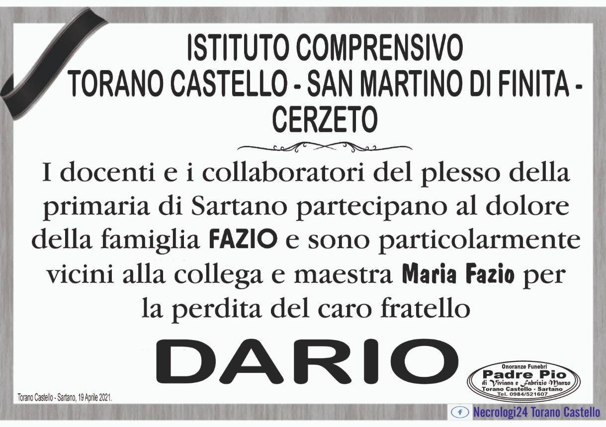 Dario  Fazio (P3)