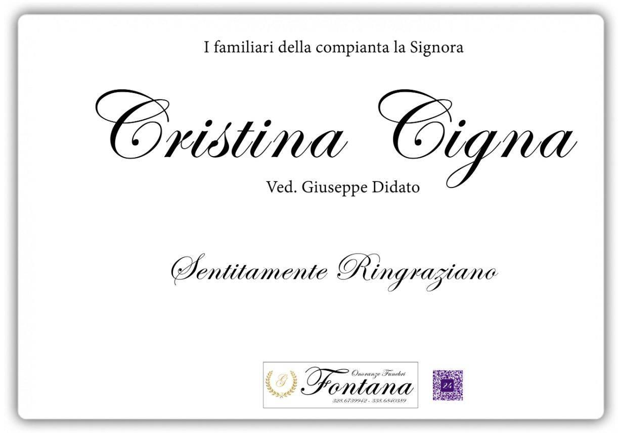 Cristina Cigna