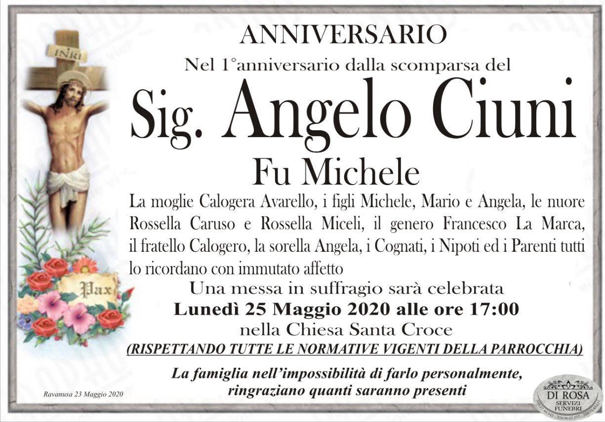 Angelo Ciuni
