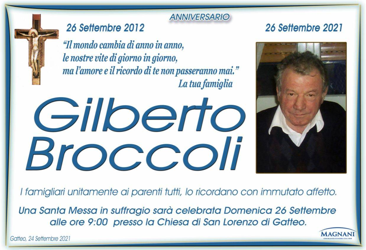 Gilberto Broccoli