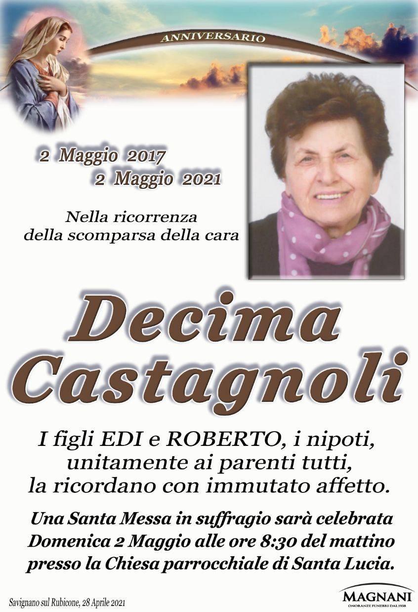 Decima Castagnoli