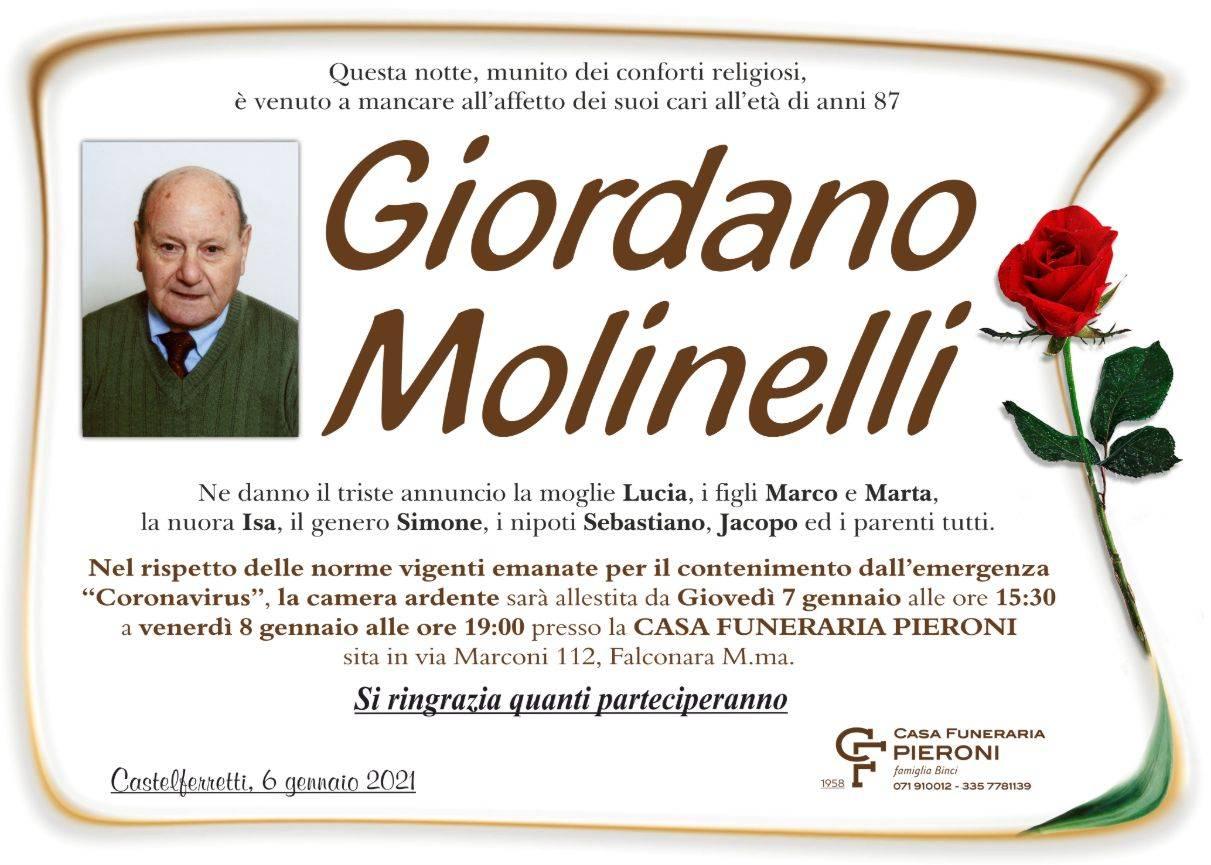 Giordano Molinelli