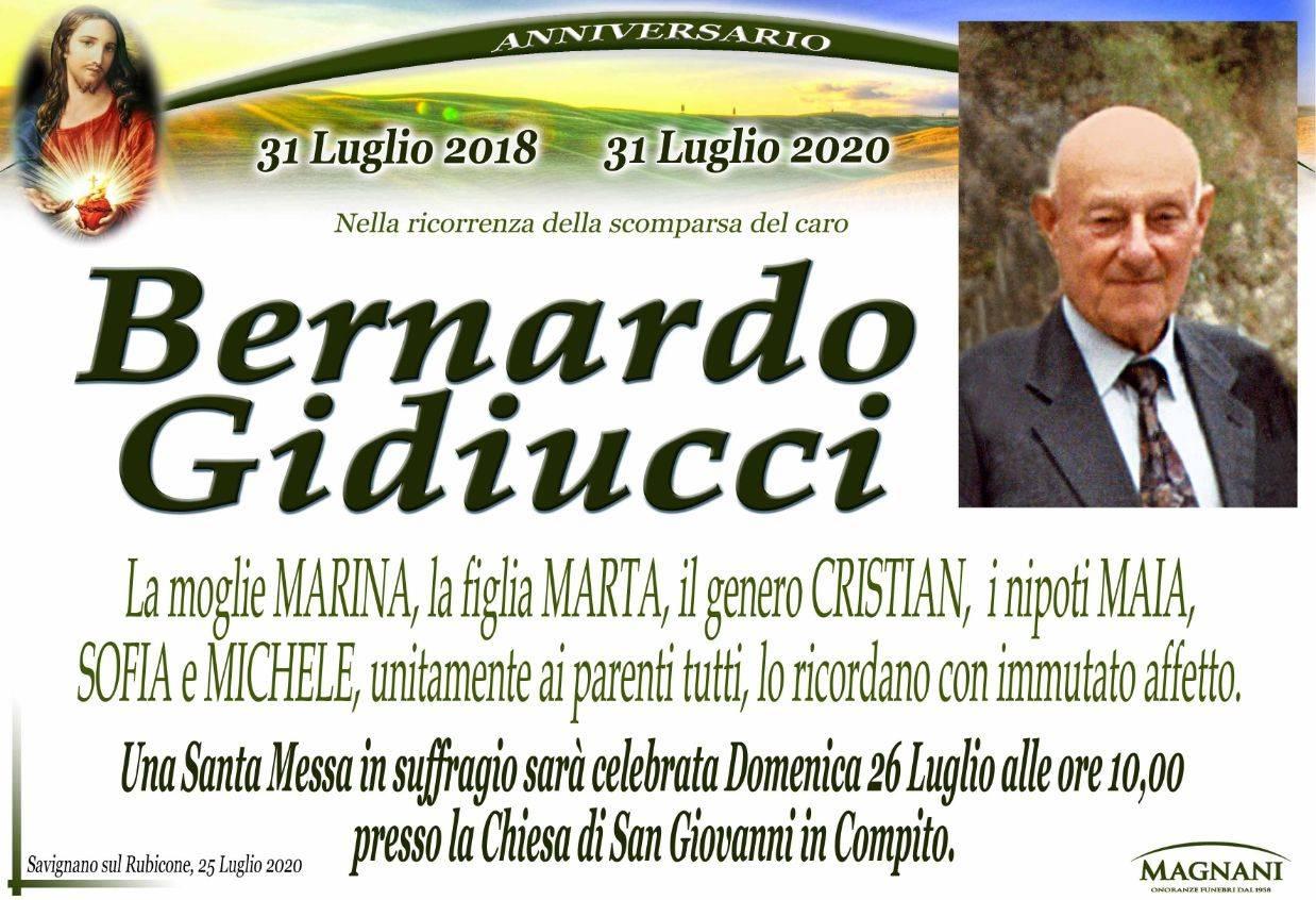 Bernardo Gidiucci