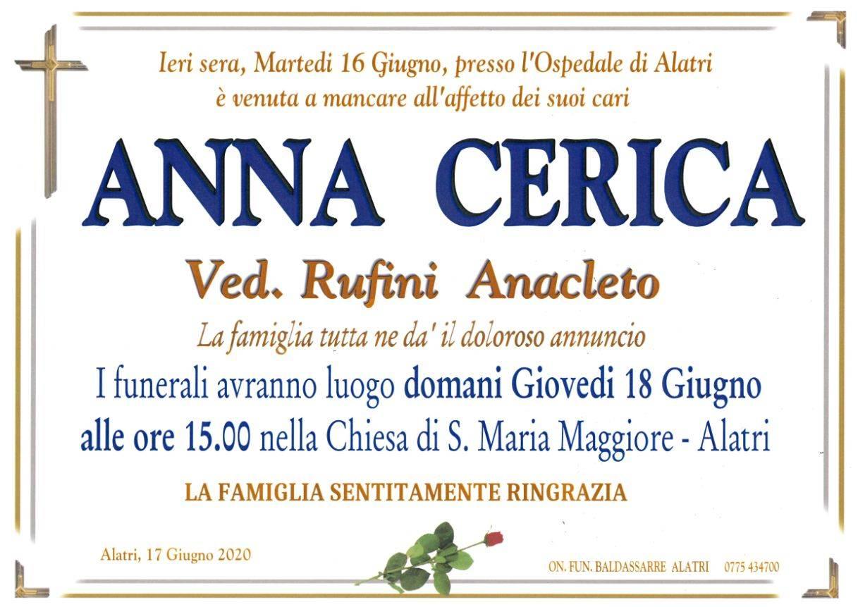 Anna Cerica
