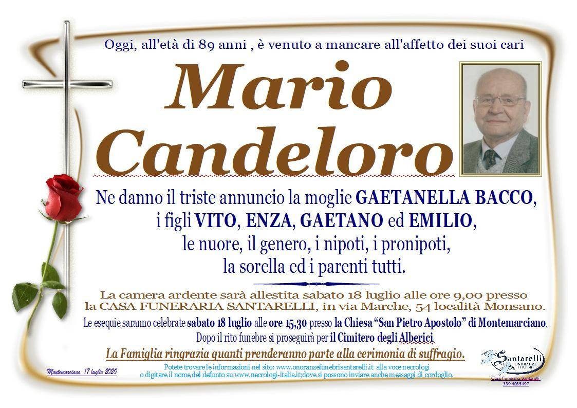 Mario Candeloro