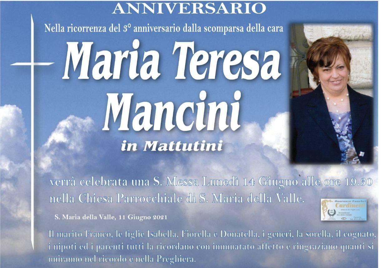 Maria Teresa Mancini