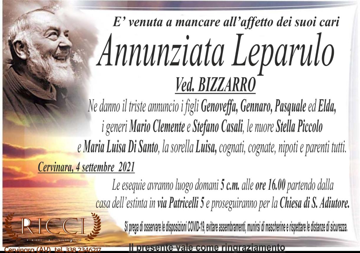 Annunziata Leparulo