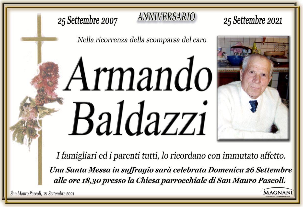 Armando Baldazzi