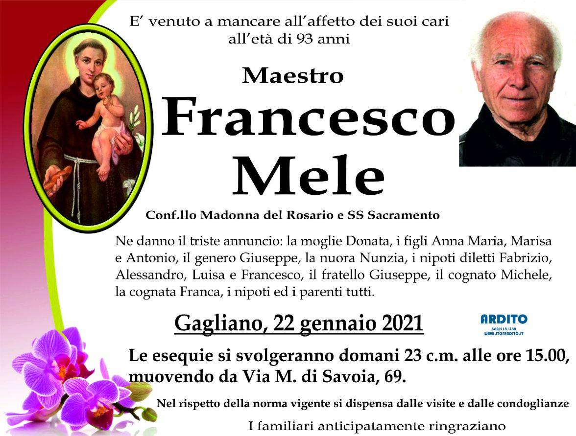 Francesco Mele