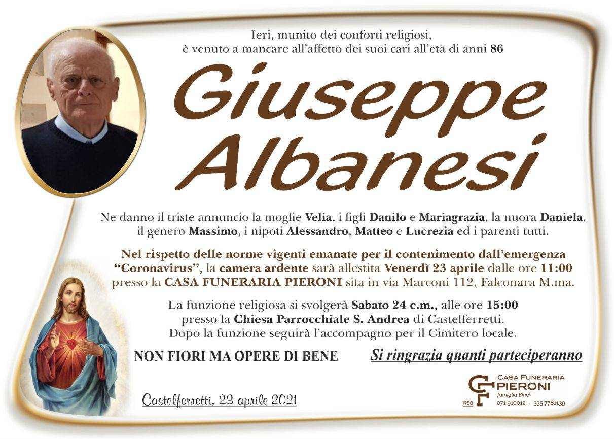 Giuseppe Albanesi
