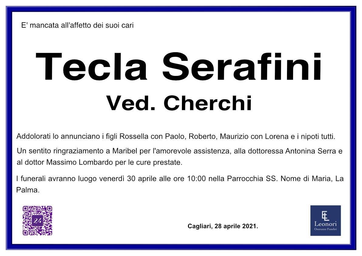 Tecla Serafini