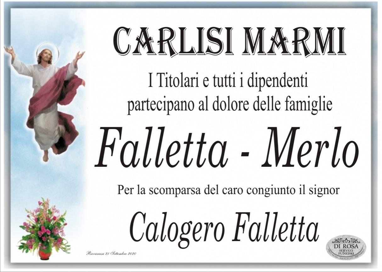 Calogero Falletta (P1)