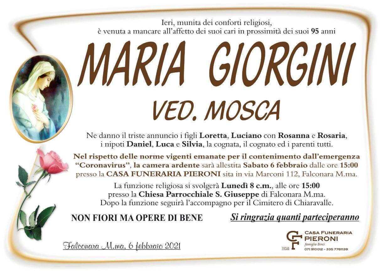 Maria Giorgini
