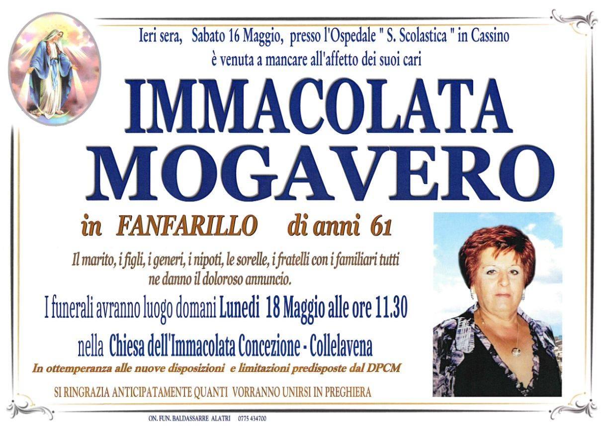 Immacolata Mogavero